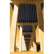 Балки мостовые фото