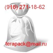 Белый полипропиленовый мешок 65гр 70гр 80гр 90гр 110гр фото