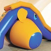 Надувные водные горки Слон фото