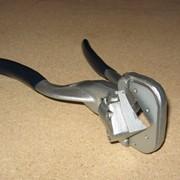 Ножницы высечные 45 градусов по металлу, пластику США фото