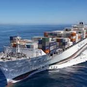 Морские контейнерные перевозки в Черноморском бассейне из Нигерии фото