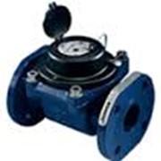 Счетчик воды ВСГН, чугун, фланцевый, Ру 16, Q=15куб.м/час, T 5-150С, Dy50 фото