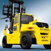 Погрузчики вилочные дизельные Hyundai 160D-7 фото