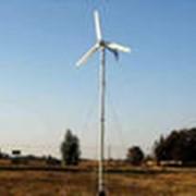Ветрогенераторы вертикальные и горизонтальные стальные фото