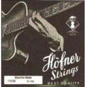 Оригинальные струны для бас гитар Hofner фото