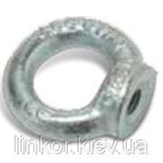 Гайка с кольцом (рым-гайка), М10 фото