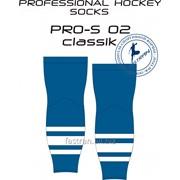 Гамаши (гетры) хоккейные усиленные серии PRO-Классика фото