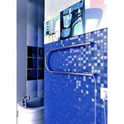 Электрический полотенцесушитель П-образный 220x500 фото