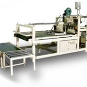 Полуавтоматическая фальцевально-склеивающая машина модели SAG-1400П фото