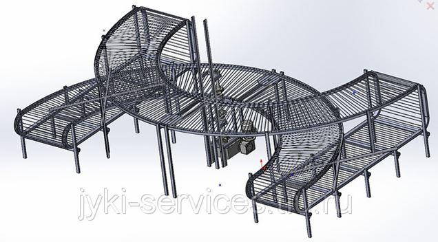 Поворотный транспортер на 180 градусов фольксваген транспортер т5 купить на авито москва