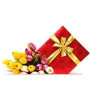 Упаковка подарков фото