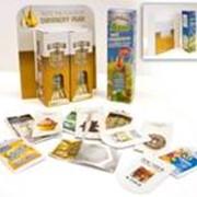 Вкусовое дополнение к рекламе пищевых продуктов, передающее всю полноту вкуса. Вкусовые пластинки «Peel and Taste» интегрируются в рекламный макет или крепятся непосредственно к упаковке товара.