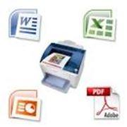 Печать документов фото