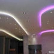 Производство конструкций со светодиодной подсветкой фото