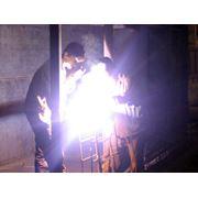 Изготовление металлоконструкций различного назначения фото