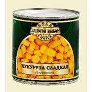 Кукуруза сладкая Золотой выбор фото