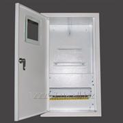 Шкаф монтажный Лоза ШМР-1Ф-12А-Н фото