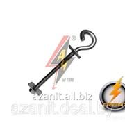 Сетевые приспособления (крючья) для проволоки / молниезащита / заземление AH Hardt фото
