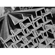 Швеллер стальной горячекатанный ГОСТ 8240-97 фото