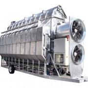 Оборудование сушильное для зерна производительностью от 5 тонн/час до 50 тонн/час фото