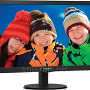 Монитор Philips 23.6 243V5LHSB/00 Black, код 128086 фото