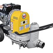 Мотопомпа бензиновая диафрагменная Wacker Neuson PDI 3A фото