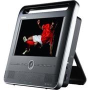 Портативный DVD-плеер TOSHIBA SDP121ATKR LCD фото