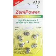 Батарейка ZeniPower A10 фото