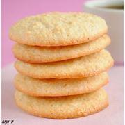 Миндальное печенье фото