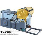 Автоматический пресс для высечки и тиснения TL-780 фото