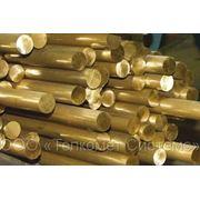 Латунные прутки Л90, Л85, Л80, Л68, Л63, ЛС59-1 фото