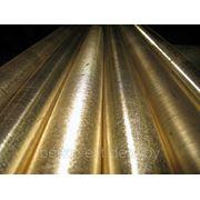Пруток бронзовый БрАЖН 10-4-4 фото