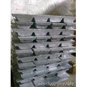 Сплав цинковый ЦАМ4-1 фото