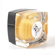 УФ гель цветной плотный Cosmo 7гр. №23 жёлто -ванильный фото