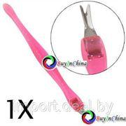 Инструмент для обрезания кутикул ногтей фото
