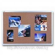 Доска пробковая (45х60 см) фото