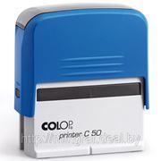 Штамп COLOP Printer 50 + клише фото