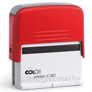 Штамп COLOP Printer 60 + клише фото