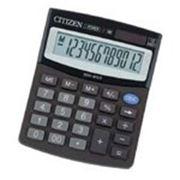 Калькулятор CITIZEN SDC-812BII (12 разрядов) 125х100х32 фото