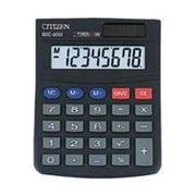 Калькулятор CITIZEN SDC-805 BN (8 разрядов) 131х103х19.5 фото