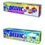 Детская зубная паста «Delvic» фото
