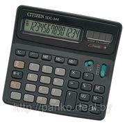 Калькулятор CITIZEN SDC-344 II фото