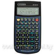 Калькулятор научный 10+2р CITIZEN SR-281 N фото