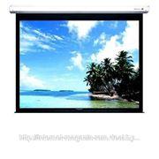 Экран настенный Classic Scutum 150x150 (W 150x150/1 MW-LS/T) фото