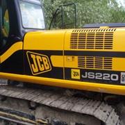 Аренда экскаватора гусеница JSB 220 фото
