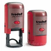 Печать Trodat 46025 + клише фото