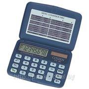 Калькулятор CITIZEN FS-80 NA II фото