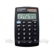 Калькулятор CITIZEN SLD-377 (10 разрядов) 105х64х9 (Цена б/НДС) фото