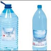 Вода минеральная природно-столовая фото