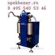 Аппарат для розлива жидких и пастообразных продуктов УД-2П фото